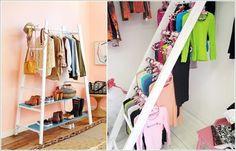 12 Awesome and Unique DIY Corner Closet Ideas Corner Closet, Corner Wardrobe, Front Closet, Wardrobe Rack, Bedroom Closet Doors Sliding, Closet Bedroom, Closet Space, Small Closet Organization, Closet Shelves