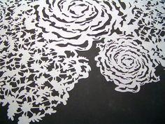 vera-wang-dress  ::  laser cut silk by LaserCut Fabrics