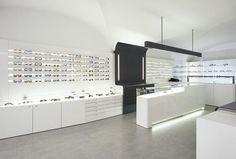 Ottica Serivice by Francesco Mottini, Sarzana   Italy store design
