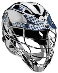things lacrosse jersey design crash helmet lax helmets warriors shiny. Black Bedroom Furniture Sets. Home Design Ideas