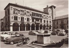 La Prefettura Belluno Dolomiti Veneto Italia