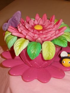 Contest cupcake