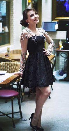 Larissa Manoela com vestido preto curto Vestidos Da Larissa Manoela, Larissa  Manoela 15 Anos, 1af80c1ea5