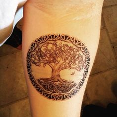 I'm so happy with this temporary tattoo from @momentary_ink. A beautiful Tree of Life now adorns my forearm (and it looks super real)!  Thank you for starting such an ingenious company. Hope to buy from you again soon. #momentaryink