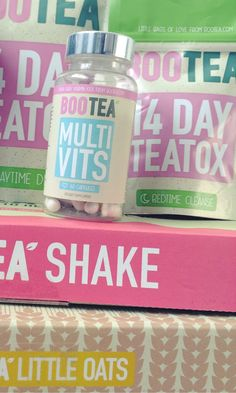 Get your own little bag of love from Bootea.