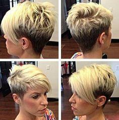 30+ Super Short Hair Cuts for Women   Haircuts