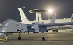 """Luftwaffe Fighter Pilots Learn to Fly Israeli Drones by Mouse 