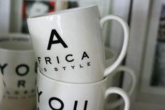 Photo Urban, Mugs, Cool Stuff, Tableware, Style, Swag, Dinnerware, Tumblers, Tablewares