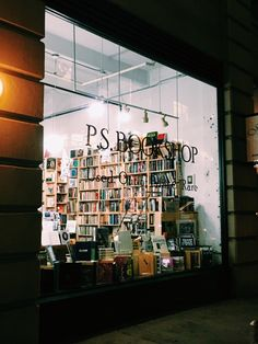 P.S. Bookshop | used, out of print, & rare books