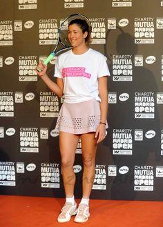 Garbiñe Muguruza consigue su primer Grand Slam, en Roland Garros
