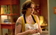"""Lena Dunham's 'Girls' Returns to HBO - NYTimes.com    """"Nudity doesn't shock audiences, but imperfection does"""""""