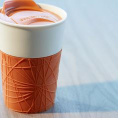 To-Go Tumbler with Unique Silicone Sleeve, 8 fl oz $10.95 at StarbucksStore.com