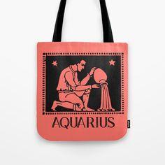 #aquarius  #zodiac #vintage #zodiacart