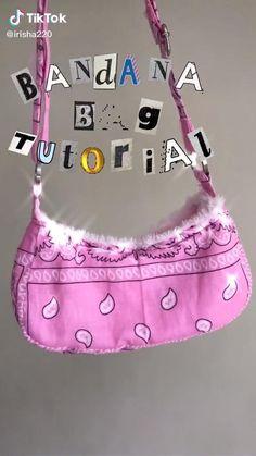 Fashion Sewing, Diy Fashion, Diy Gifts Videos, Diy Clothes Design, Refashion Dress, Fun Diy Crafts, Diy Sewing Projects, How To Make Clothes, Prada Bag