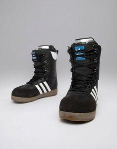 check out 96167 26bcc adidas Snowboarding Samba ADV snowboard Boots in Black Samba, Melhores  Snowboards, Adidas,