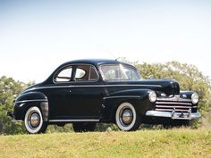 1946 Ford Super DeLuxe Business Coupe