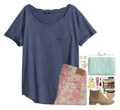 """""""Read D for a story! ☕️"""" by lmr14 ❤ liked on Polyvore featuring H&M, Marc Jacobs, Abercrombie & Fitch, Too Faced Cosmetics, Giorgio Armani, MAC Cosmetics, NARS Cosmetics, Kendra Scott, Kate Spade and women's clothing"""