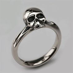 Skull Ring from Stephen Einhorn