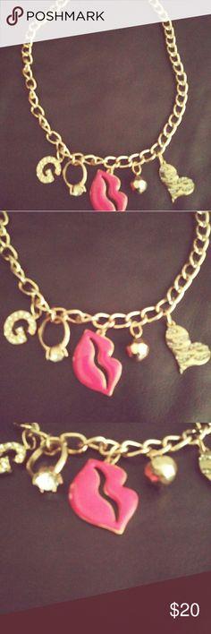 G by Guess Charm Necklace G by Guess Charm Necklace G by Guess Jewelry Necklaces