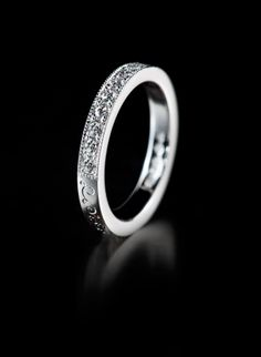 Oy Tillander Ab diamond ring, http://www.tillander.fi/ #tillander #diamond #ring #whitegold #wedding #engagement