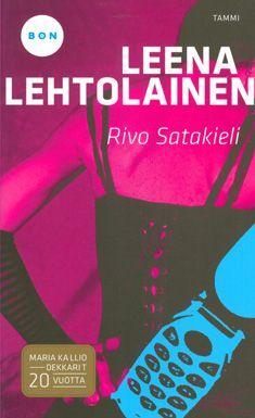 Rivo satakieli - Leena Lehtolainen - Nidottu, pehmeäkantinen (9789513177348) - Kirjat - CDON.COM