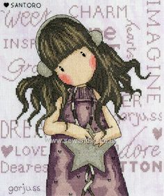 Buy+All+These+Words+Cross+Stitch+Kit+Online+at+www.sewandso.co.uk