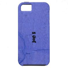 Blue Cracked Wood IPhone 5 cases by Florals by Fred #zazzle #gift #photogift