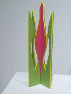 Giacomo Balla, Futurist Flowers,1918-25