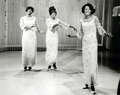 Diana Ross and the Supremes 4-4 by Black History Album, via Flickr