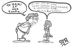 Caricatura | A Cárdenas le importa un pepino la opinión pública