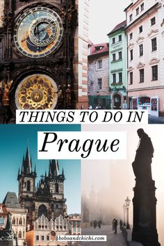 After quite a few trips to the Czech Republic's capital, here are our tips for the best things to do in Prague! Prague Travel Guide, Europe Travel Guide, Europe Destinations, London Travel, Europe Europe, Travel Guides, Travel Abroad, Holiday Destinations, Prague Old Town