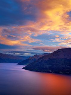 Queenstown New Zealand  By Christian Fletcher