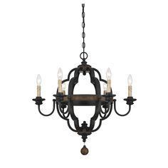 Hokku Designs Allocca 6 Light Candle Chandelier & Reviews | Wayfair.ca