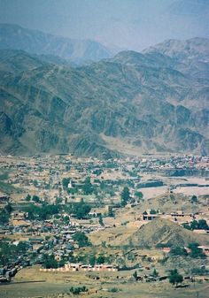 Torkham, Afghanistan.