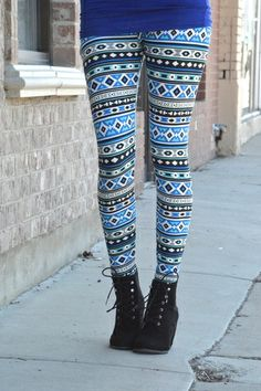 Shop our wide selection of trendy and affordable women's seamless leggings great for any occasion. Aztec Leggings, Capri Leggings, Seamless Leggings, Cute Sweaters, Ladies Boutique, Tights, Sweatpants, Socks, Stitch