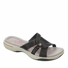 LifeStride Women's Caper 2 Slide Sandals (FootSmart.com)