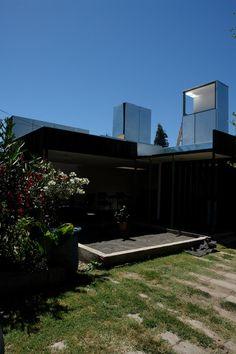 En construcción: Casa Lucarnas,Cortesia de BLANCA