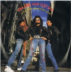 Lisa Lisa And Cult Jam  Little Jackie Wants To Be A Star