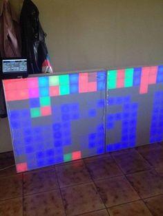 Remote Big Led Matrix Artnet Raspberry Pi