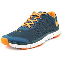 newest a03c4 d454b Nike Mens Free Trainer 30 Mens Running Shoes Night FactorAtomic OrangeWhite  75   Click image for