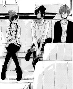 Manga shoujo, no tengo idea de cual es... ¿alguien podría decirme el nombre?