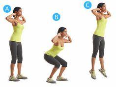 Эффективные упражнения для похудения в домашних условиях пошагово 42