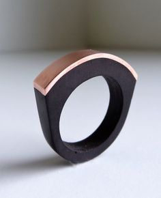 The last two days I have made some rings. These rings requires only fewmaterials (only a little piece of hardwood, some copper or silver and epoxy glue). You could...