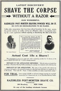 shave corpse by walt74, via Flickr