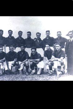 La Liga de los años 30s