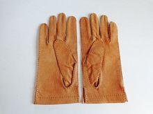 Pigskin Leather Gloves Vintage 1980's Camel Brown Eddie Bauer M  $20  http://www.rubylane.com/item/676693-A771/Pigskin-Leather-Gloves-Vintage-1980s