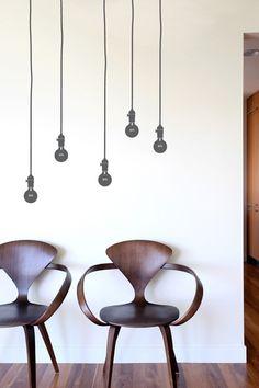 lightbulb wall decals
