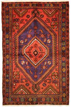 Tarum  Perser Handgeknüpft orientalisch Teppich 201 x 132  cm carpet