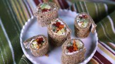 healthy sushi snacks!