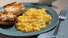 Better scrambled eggs